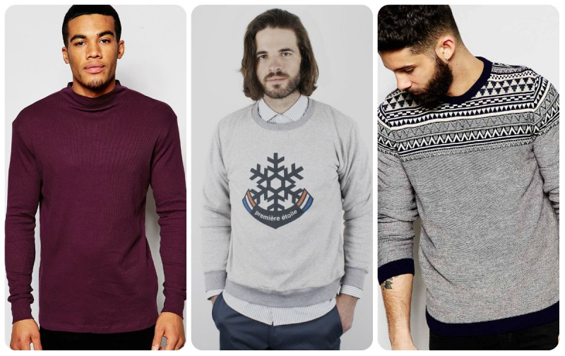 Tricot homme 2016