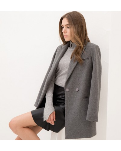 100% authentic free shipping save up to 80% Manteau laine femme mi long | Lafermemaillard