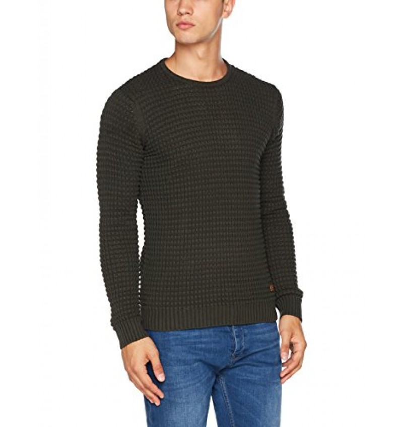 Modele tricot pull homme col rond