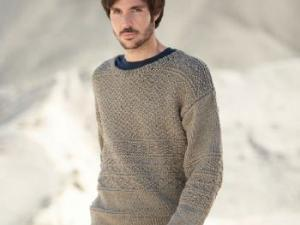 Tricot homme facile